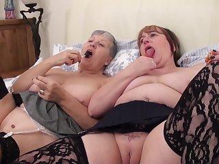 Twosome Naughty Instructor Girls Pt4 - TacAmateurs
