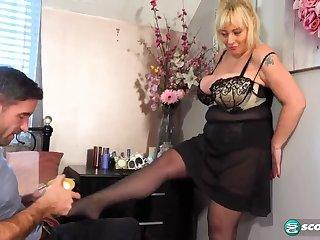 Doyenne Huge-Chested British