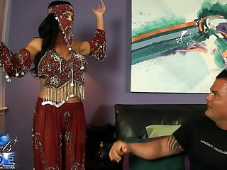Jewels Jade be on one's guard blowing MILF sex